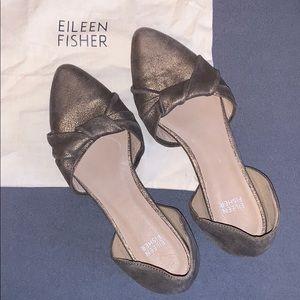 EUC Eileen Fisher Flat size 8.5